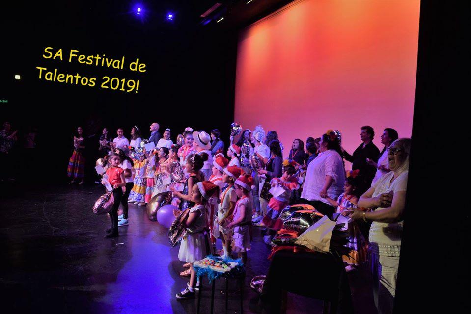 7 Dec: SA Festival de Talentos 2019