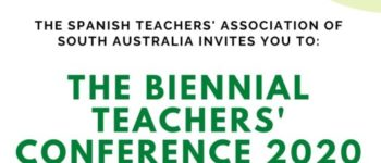 CANCELLED: 28 March: Teachers Conference 2020